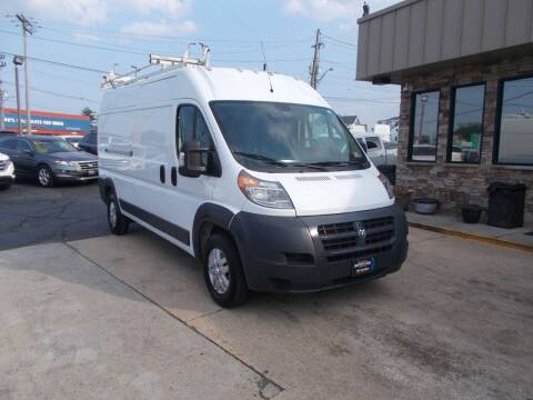 2016 RAM ProMaster Cargo for sale at Preferred Motor Cars of New Jersey in Keyport NJ