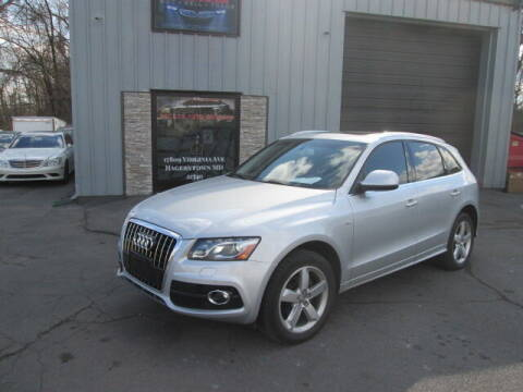 2012 Audi Q5 for sale at Access Auto Brokers in Hagerstown MD