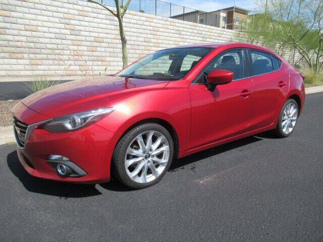 2014 Mazda MAZDA3 for sale at Autos by Jeff Tempe in Tempe AZ