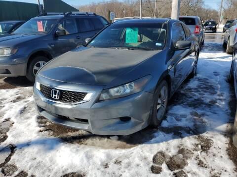 2008 Honda Accord for sale at ASAP AUTO SALES in Muskegon MI