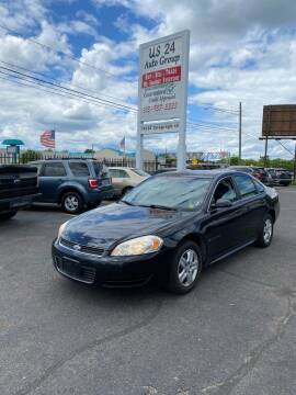2010 Chevrolet Impala for sale at US 24 Auto Group in Redford MI