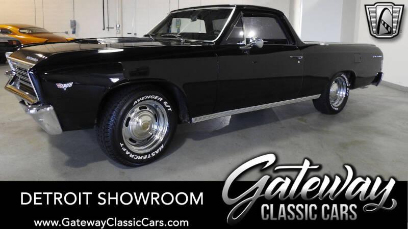 1967 Chevrolet El Camino for sale in Dearborn, MI