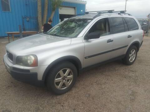 2004 Volvo XC90 for sale at PYRAMID MOTORS in Fountain CO