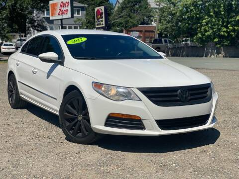 2012 Volkswagen CC for sale at Best Cars Auto Sales in Everett MA