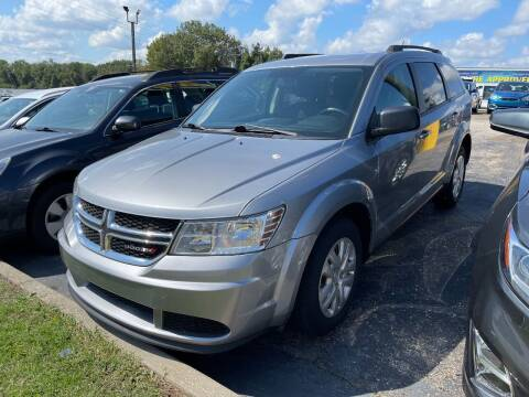 2018 Dodge Journey for sale at Greg's Auto Sales in Poplar Bluff MO