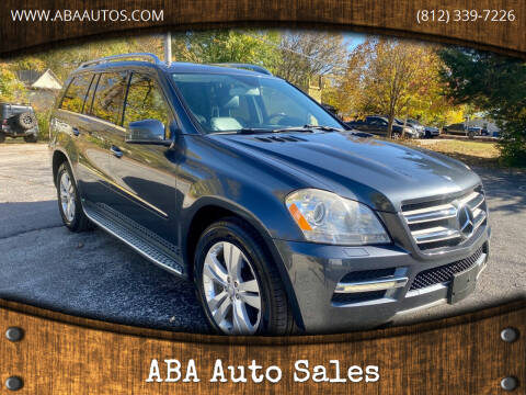 2011 Mercedes-Benz GL-Class for sale at ABA Auto Sales in Bloomington IN