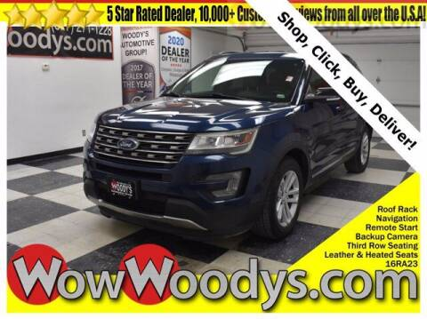 2016 Ford Explorer for sale at WOODY'S AUTOMOTIVE GROUP in Chillicothe MO