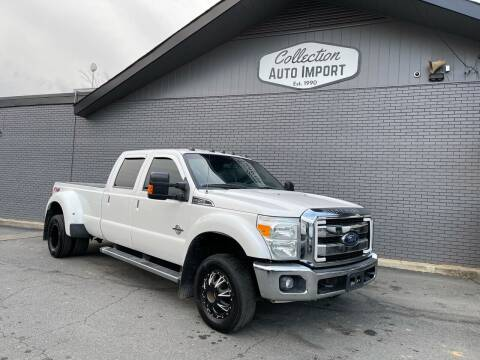 2013 Ford F-450 Super Duty for sale at Collection Auto Import in Charlotte NC