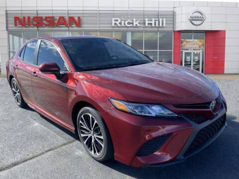 2018 Toyota Camry for sale at Rick Hill Auto Credit in Dyersburg TN
