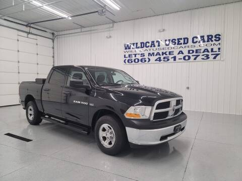 2012 RAM Ram Pickup 1500 for sale at Wildcat Used Cars in Somerset KY