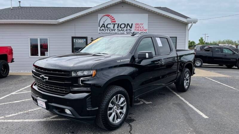 2021 Chevrolet Silverado 1500 for sale at Action Motor Sales in Gaylord MI