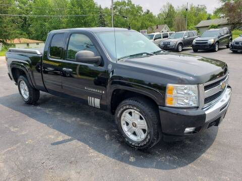 2009 Chevrolet Silverado 1500 for sale at Motorsports Motors LLC in Youngstown OH
