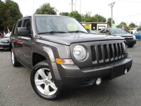 2015 Jeep Patriot for sale at Unlimited Auto Sales Inc. in Mount Sinai NY