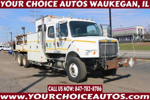 2007 Freightliner M2 106 for sale at Your Choice Autos - Waukegan in Waukegan IL
