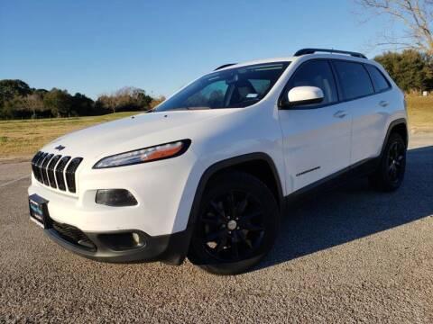 2014 Jeep Cherokee for sale at Laguna Niguel in Rosenberg TX