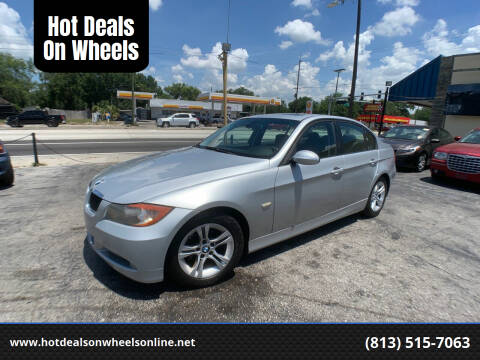 2008 BMW 3 Series for sale at Hot Deals On Wheels in Tampa FL