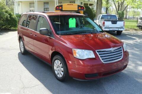 2009 Chrysler Town and Country for sale at FENTON AUTO SALES in Westfield MA