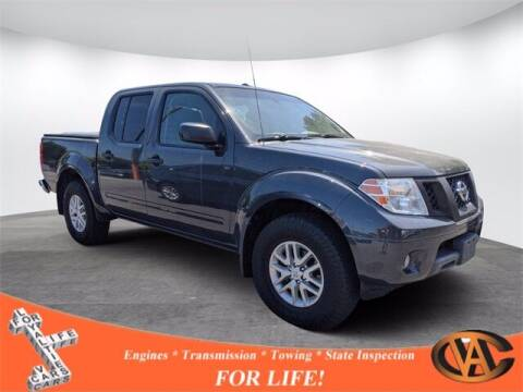 2014 Nissan Frontier for sale at VA Cars Inc in Richmond VA