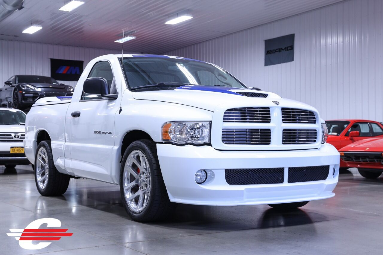 Cantech automotive: 2005 Dodge Ram Pickup 1500 SRT-10 8.3L V10 Pickup Truck