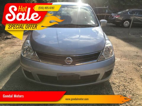 2010 Nissan Versa for sale at Gondal Motors in West Hempstead NY
