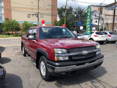 2005 Chevrolet Silverado 1500 for sale at 103 Auto Sales in Bloomfield NJ