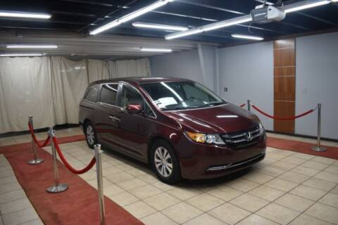 2017 Honda Odyssey for sale at Adams Auto Group Inc. in Charlotte NC