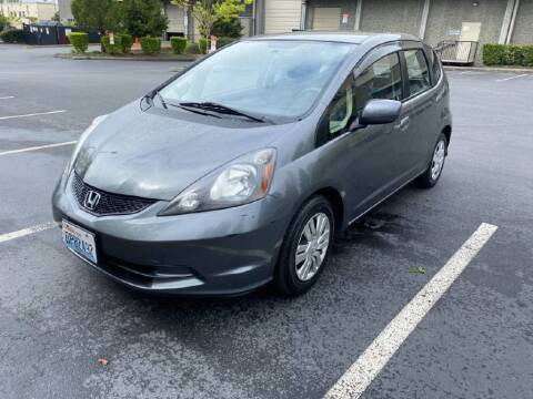 2012 Honda Fit for sale at Washington Auto Loan House in Seattle WA