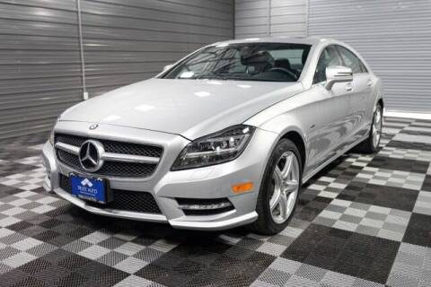 2012 Mercedes-Benz CLS for sale at TRUST AUTO in Sykesville MD