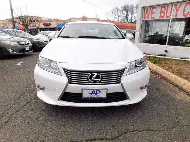 2015 Lexus ES 350 for sale at AP Fairfax in Fairfax VA