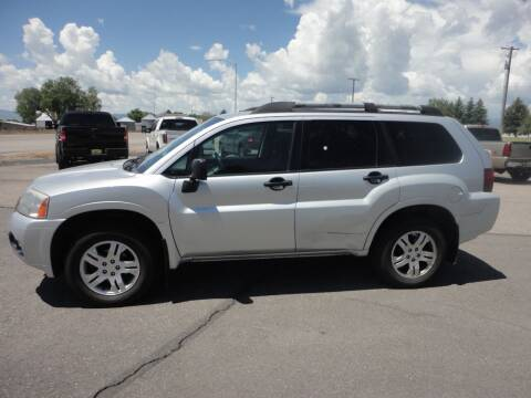 2007 Mitsubishi Endeavor for sale at Preston Hometown Auto in Preston ID