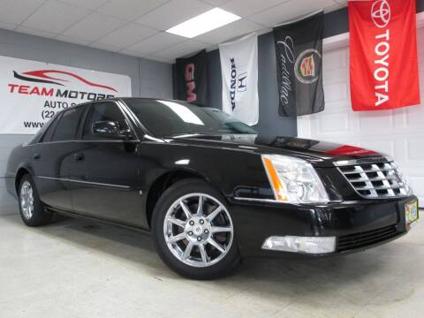 2010 Cadillac DTS for sale at TEAM MOTORS LLC in East Dundee IL