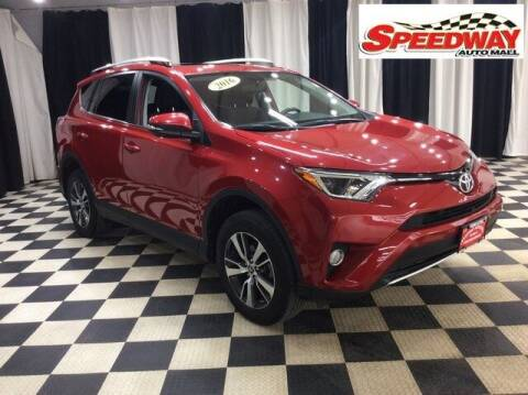 2016 Toyota RAV4 for sale at SPEEDWAY AUTO MALL INC in Machesney Park IL