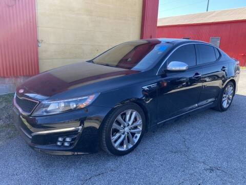 2014 Kia Optima for sale at Pary's Auto Sales in Garland TX