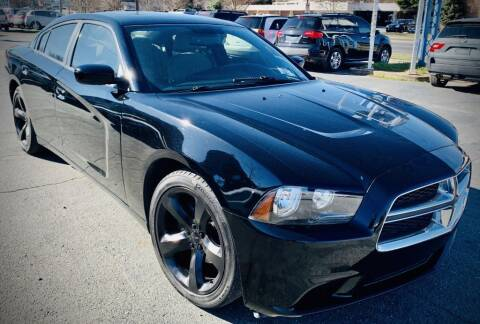 2012 Dodge Charger for sale at RD Motors, Inc in Charlotte NC