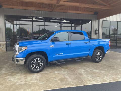 2020 Toyota Tundra for sale at Premier Auto Source INC in Terre Haute IN