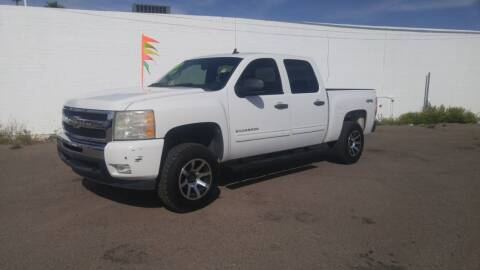 2010 Chevrolet Silverado 1500 for sale at Advantage Auto Motorsports in Phoenix AZ