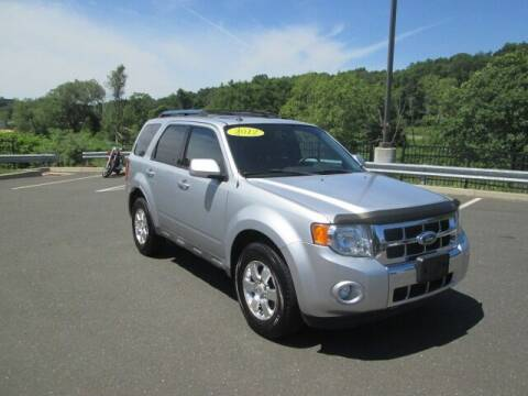 2012 Ford Escape for sale at Tri Town Truck Sales LLC in Watertown CT