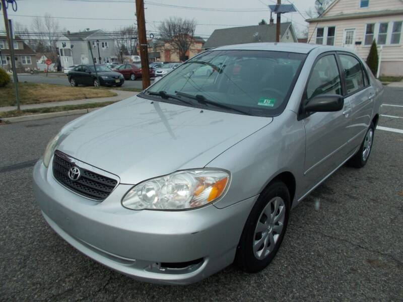2005 Toyota Corolla for sale at Mercury Auto Sales in Woodland Park NJ