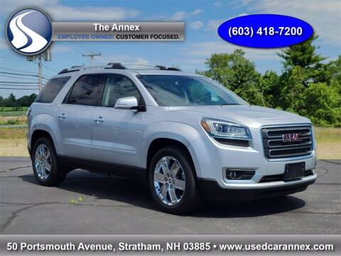 2017 GMC Acadia Limited for sale at The Annex in Stratham NH