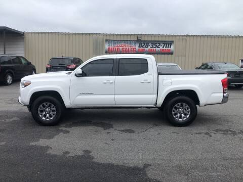 2016 Toyota Tacoma for sale at Stikeleather Auto Sales in Taylorsville NC