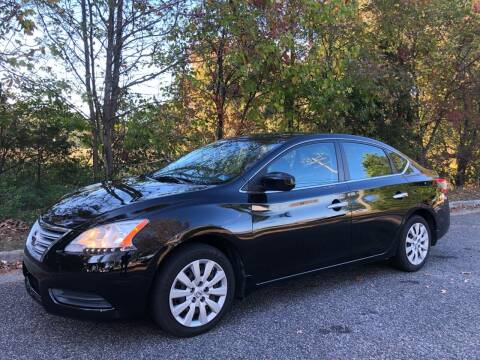 2013 Nissan Sentra for sale at Coastal Auto Sports in Chesapeake VA