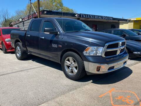 2016 RAM Ram Pickup 1500 for sale at Texas Luxury Auto in Houston TX