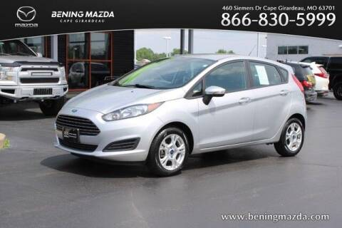 2015 Ford Fiesta for sale at Bening Mazda in Cape Girardeau MO