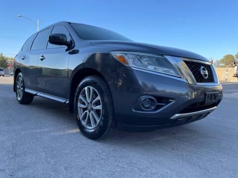 2014 Nissan Pathfinder for sale at Boktor Motors in Las Vegas NV