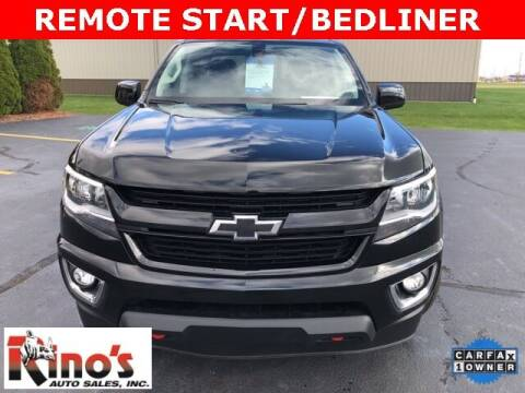 2018 Chevrolet Colorado for sale at Rino's Auto Sales in Celina OH