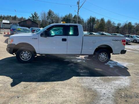 2011 Ford F-150 for sale at Upstate Auto Sales Inc. in Pittstown NY