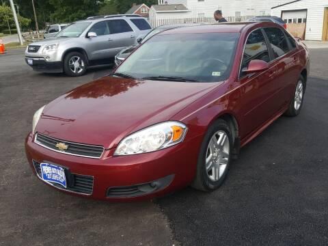 2010 Chevrolet Impala for sale at Premier Auto Sales Inc. in Newport News VA