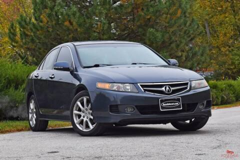 2008 Acura TSX for sale at Rosedale Auto Sales Incorporated in Kansas City KS