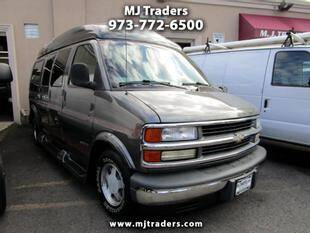 1998 Chevrolet Express for sale at M J Traders Ltd. in Garfield NJ