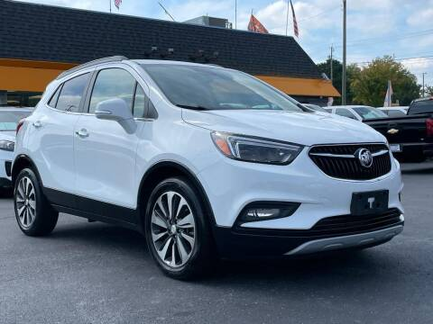 2017 Buick Encore for sale at Ole Ben Franklin Motors Clinton Highway in Knoxville TN